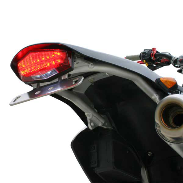 【DRC】鋁合金尾燈牌照架套件 - 「Webike-摩托百貨」