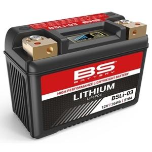 リチウムバッテリー【BSLi-03】