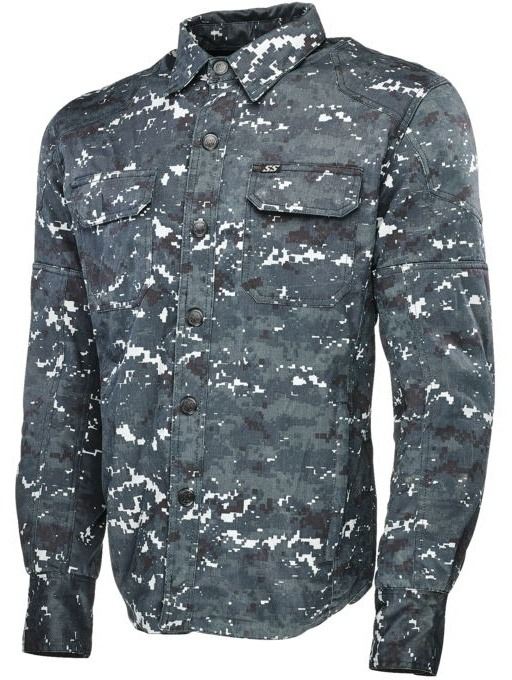 SPEED AND STRENGTH スピードアンドストレングスMen's Call to Arms Armored Moto Shirt