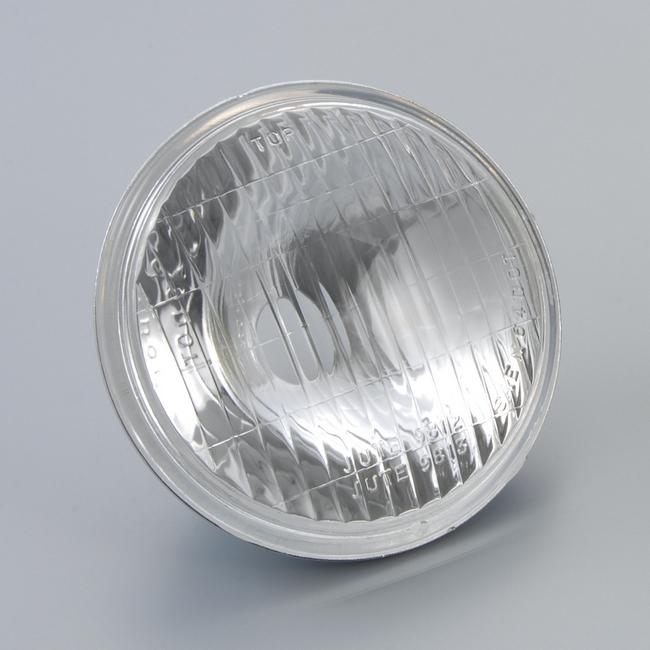 【POSH】4.5英吋BATES型式頭燈維修用燈殼 - 「Webike-摩托百貨」
