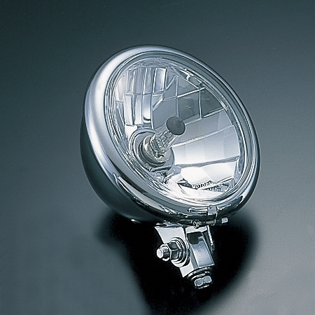 【POSH】BATES 5.5英吋晶鑽型頭燈 - 「Webike-摩托百貨」