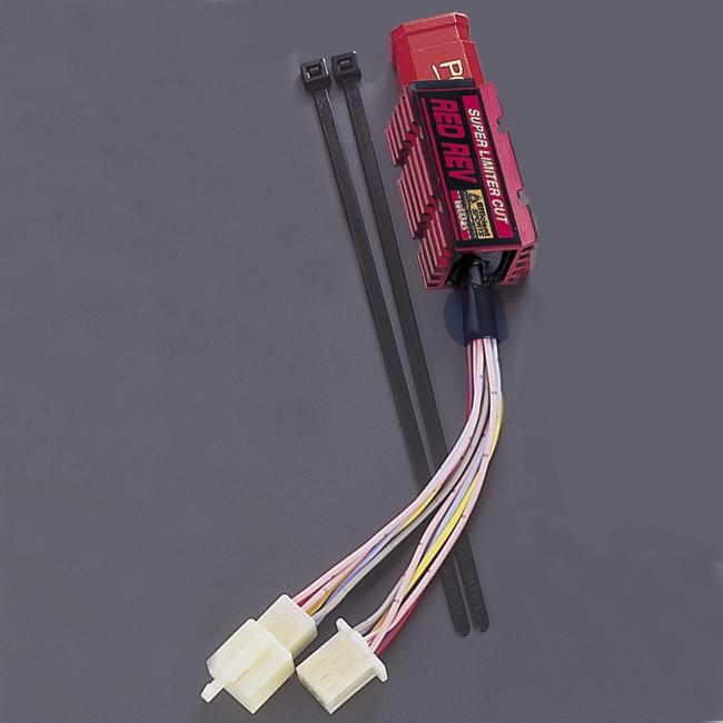 【POSH】RED REV Super解限速 - 「Webike-摩托百貨」