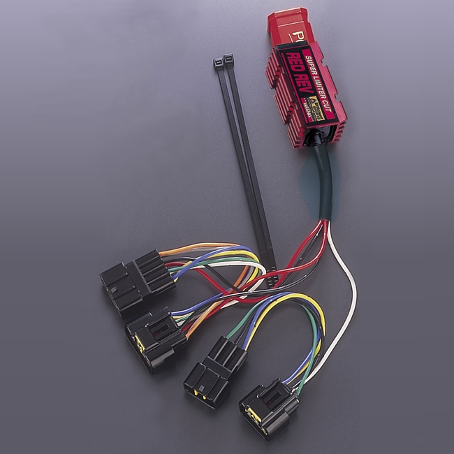 【POSH】RED REV 解限速裝置 - 「Webike-摩托百貨」