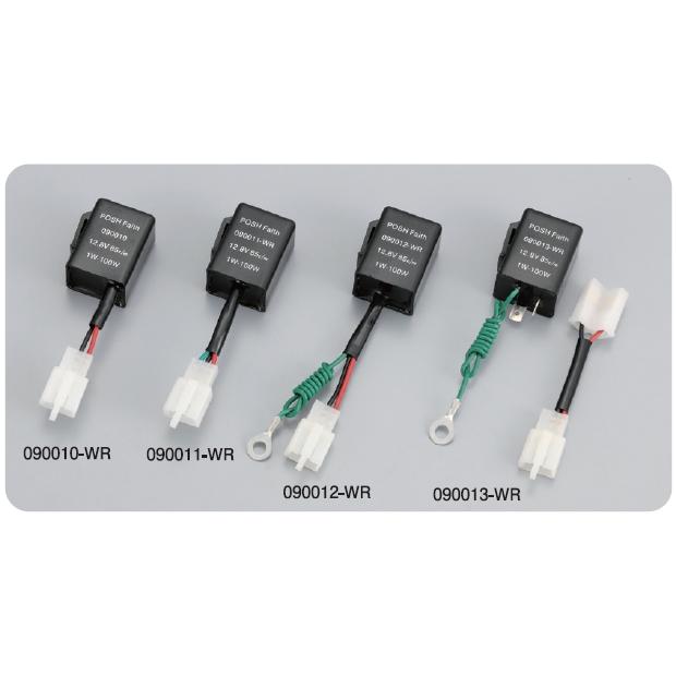 【POSH】方向燈繼電器(燈泡型與LED對應) - 「Webike-摩托百貨」