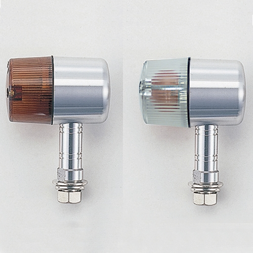 【POSH】TYPE 71中型方向燈(長支架) - 「Webike-摩托百貨」