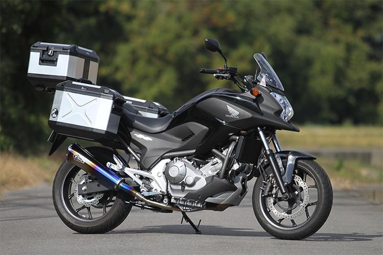 【r's gear】Wyvern Real Specs 全段排氣管 - 「Webike-摩托百貨」
