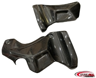 Air Scoop L/R carbon fiber Kawazaki Z900RS