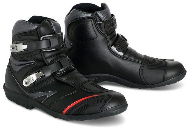 【gaerne】TOUGH GEAR FLAT短筒車靴 - 「Webike-摩托百貨」