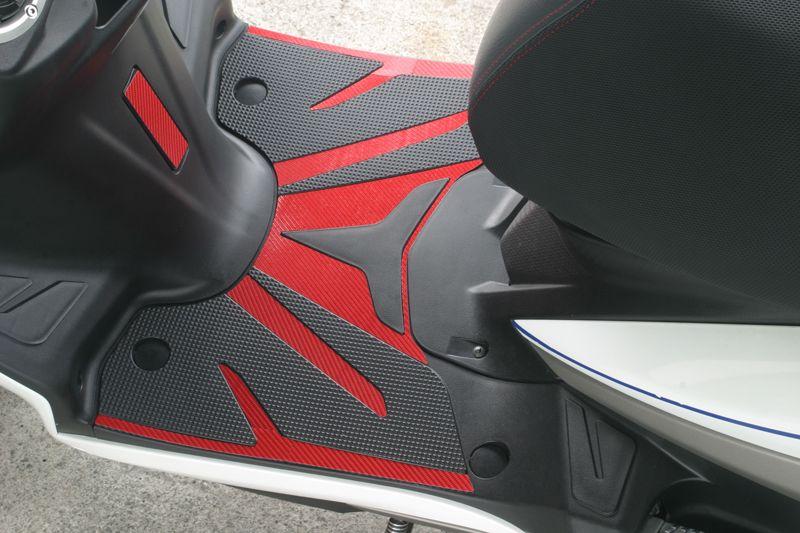 【ADIO】SB 碳纖維踏板貼片 - 「Webike-摩托百貨」