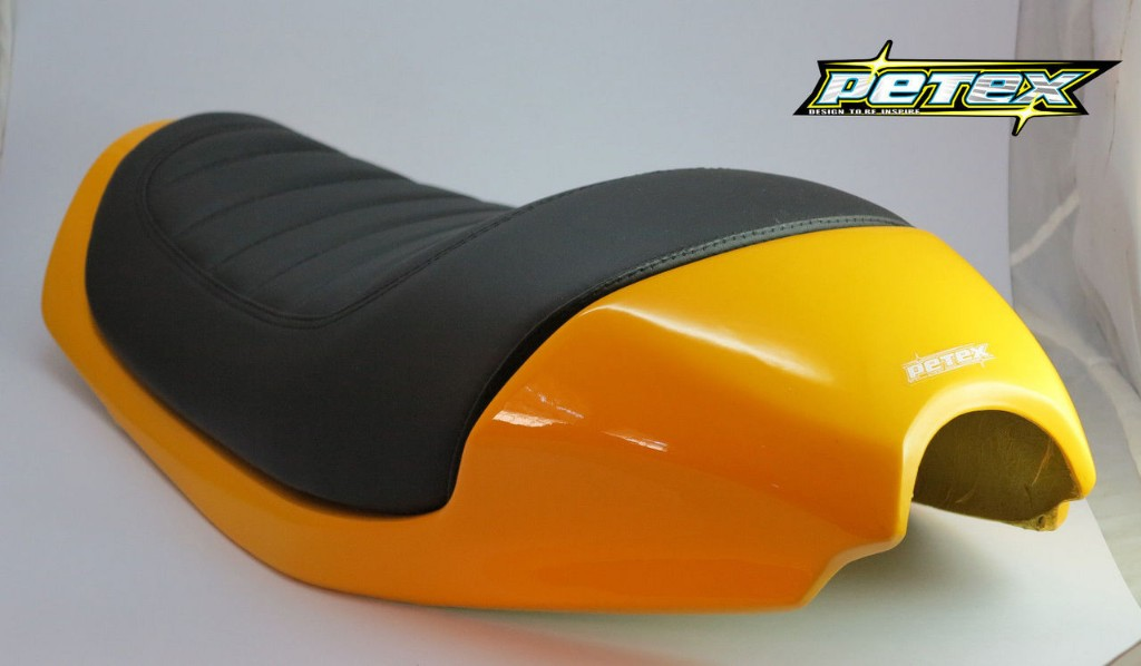 Custom seat