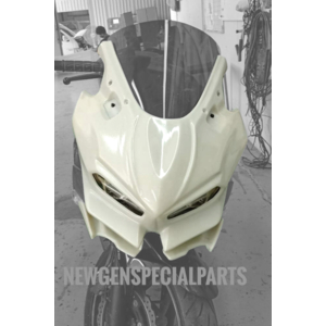 Front Mask h2r for Ninja400