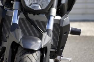 【OVER】引擎保護滑塊 (防倒球) - 「Webike-摩托百貨」