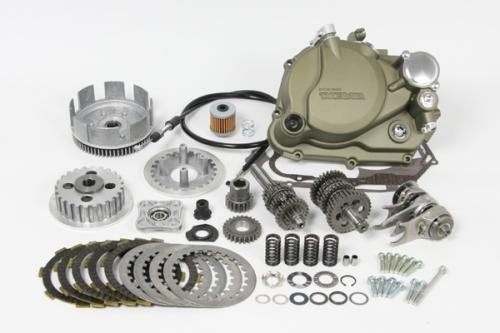 【SP武川】特殊離合器標準型套件(棕) - 「Webike-摩托百貨」