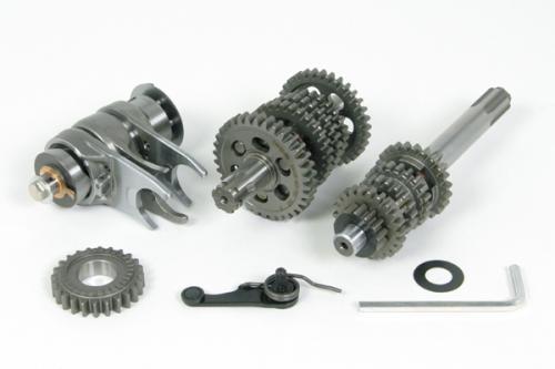 【SP武川】乾式離合器專用6速密齒比傳動套件 - 「Webike-摩托百貨」