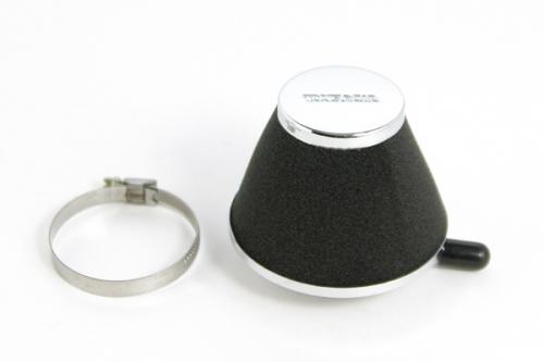 【SP武川】高流量濾芯(Taper/46mm黑色・細目) - 「Webike-摩托百貨」