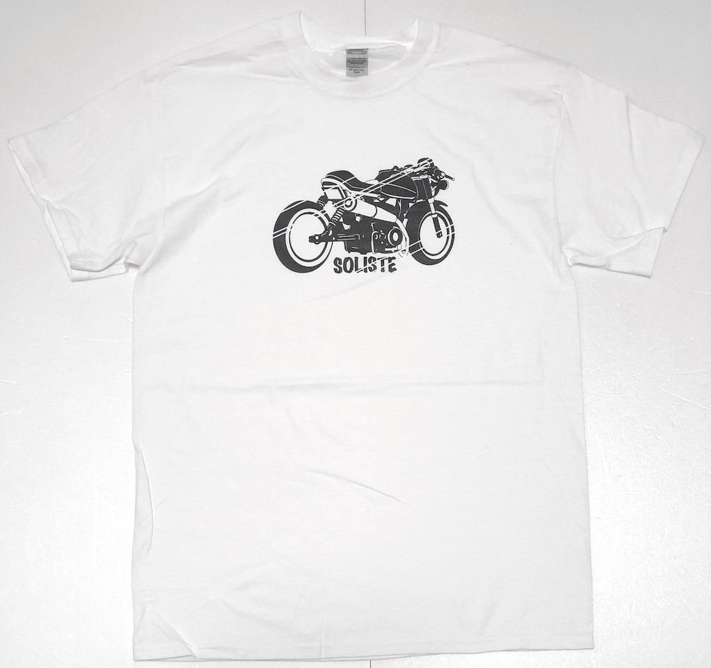 SOLISTE ソリストS/S TEE MONKEY125 (Tシャツ)
