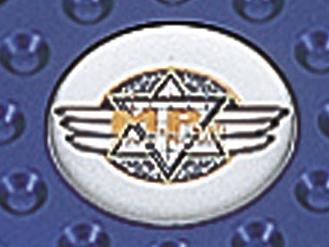 【POSH】M-POSH圓型徽章 - 「Webike-摩托百貨」