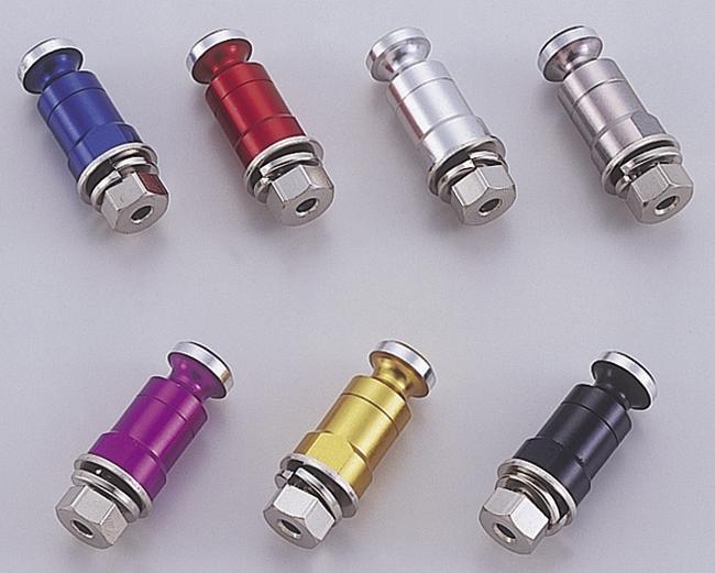 【POSH】8mm 彩色方向燈支架 - 「Webike-摩托百貨」