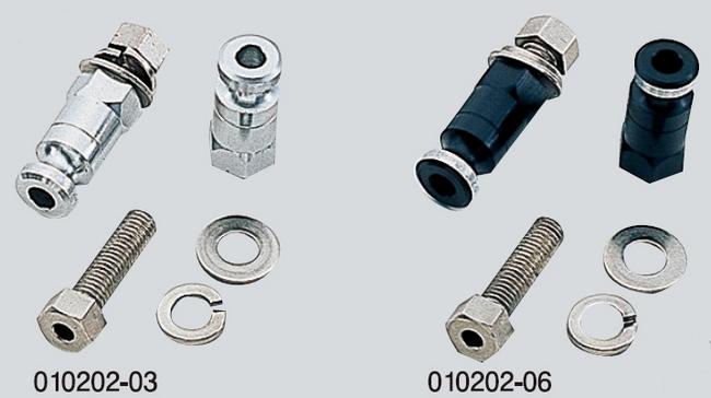【POSH】鋁合金方向燈支架 - 「Webike-摩托百貨」