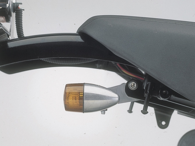 【POSH】後方向燈支架底座 - 「Webike-摩托百貨」