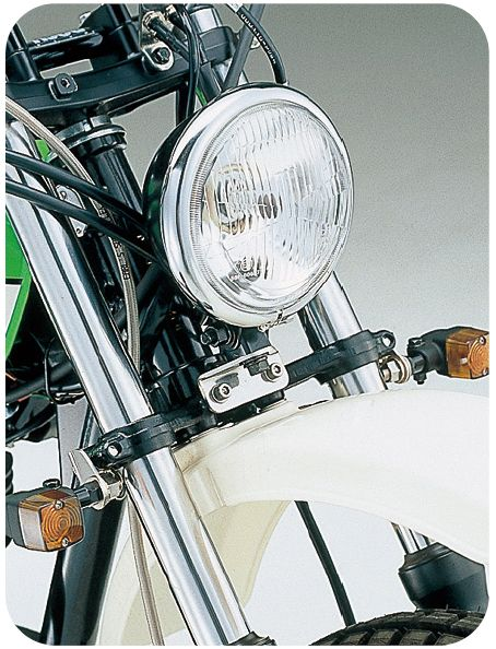 【POSH】前方向燈支架底座 - 「Webike-摩托百貨」
