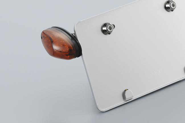 【POSH】通用型 後方向燈支架板 - 「Webike-摩托百貨」