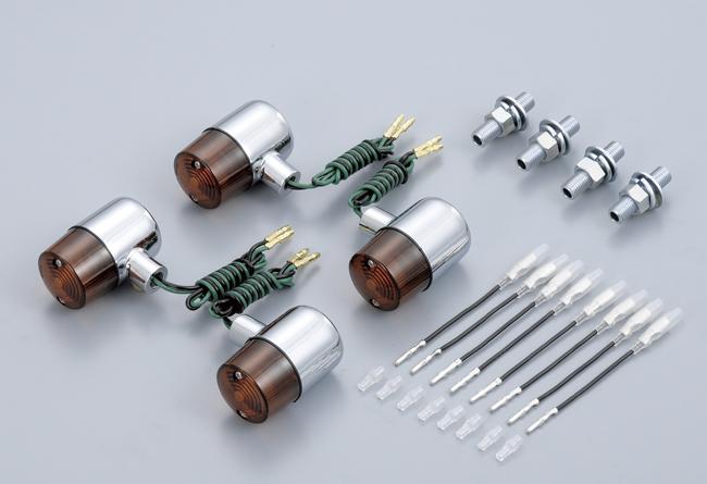 【POSH】Semi-經典型 萬用方向燈71型式組 - 「Webike-摩托百貨」