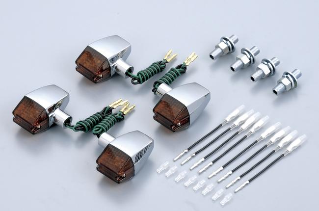 【POSH】Semi經典銳利型方向燈組 - 「Webike-摩托百貨」