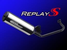 【NR MAGIC】Replay S 全段排氣管 (Eco Price 系列) - 「Webike-摩托百貨」