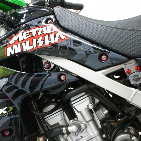 【DRC】M6 鋁合金 墊圈頭螺絲 - 「Webike-摩托百貨」