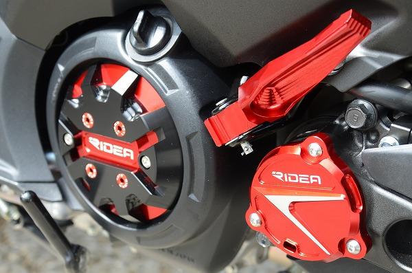 【SSK】RIDEA 後座腳踏 - 「Webike-摩托百貨」