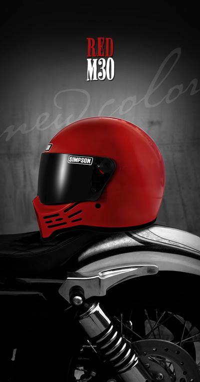 【SIMPSON NORIX】M30(MODEL30) 安全帽 - 「Webike-摩托百貨」