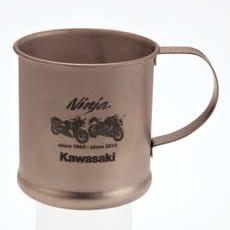 Titanium Mug (Ninja)