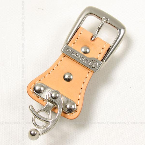 【DEGNER】皮革製馬鞍包扣具金屬 - 「Webike-摩托百貨」
