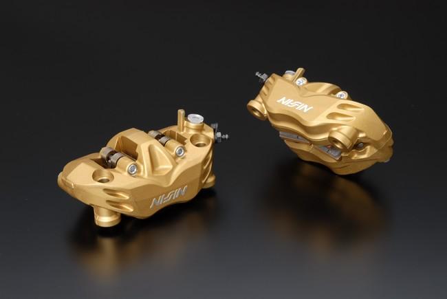 【ADVANTAGE】ADVANTAGE NISSIN 輻射式 煞車卡鉗 - 「Webike-摩托百貨」