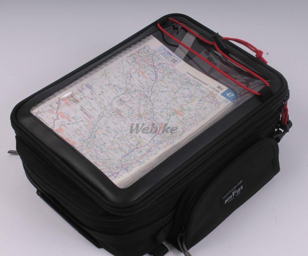 【TANAX motofizz】油箱包 GT - 「Webike-摩托百貨」