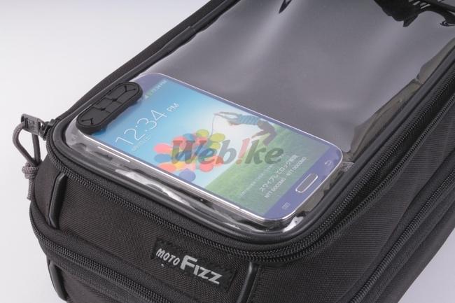 【TANAX motofizz】Smart油箱包M - 「Webike-摩托百貨」