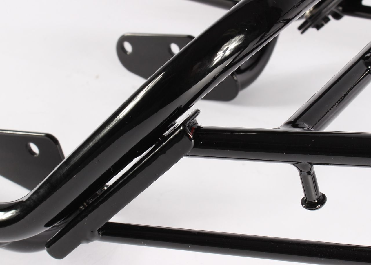 【KIJIMA】後貨架 黑色 - 「Webike-摩托百貨」
