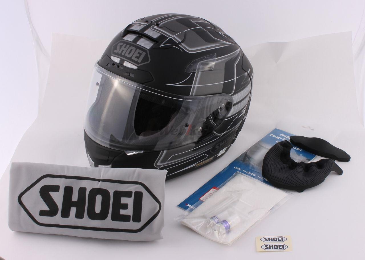 【SHOEI】X-TWELVE(X12) TRAJECTORY 全罩式安全帽 - 「Webike-摩托百貨」