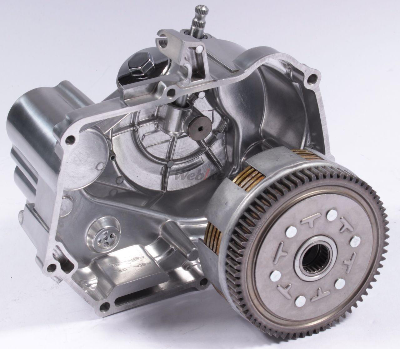 【SP武川】一般型主軸專用 特殊離合器套件 (附鋁合金鑄造外蓋) - 「Webike-摩托百貨」