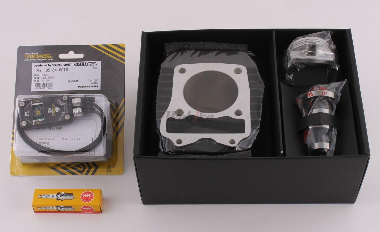 【SP武川】HYPER-S stage eco 加大缸徑套件(181cc) - 「Webike-摩托百貨」
