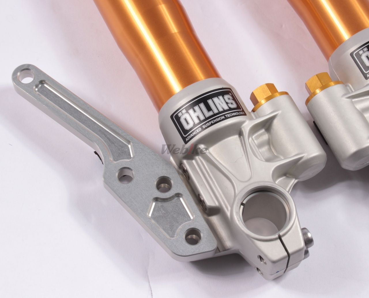 【OHLINS】正立前叉 43R&T Conventional - 「Webike-摩托百貨」