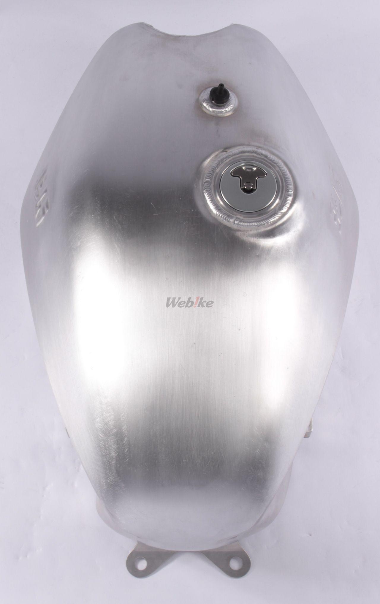 【YOSHIMURA】鋁合金油箱 - 「Webike-摩托百貨」