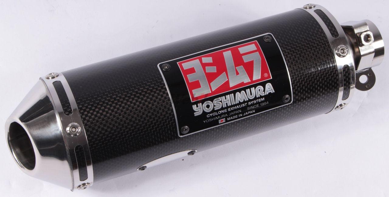 【YOSHIMURA】MONSTER TAIL CYCLONE TYPE-7 全段排氣管 - 「Webike-摩托百貨」