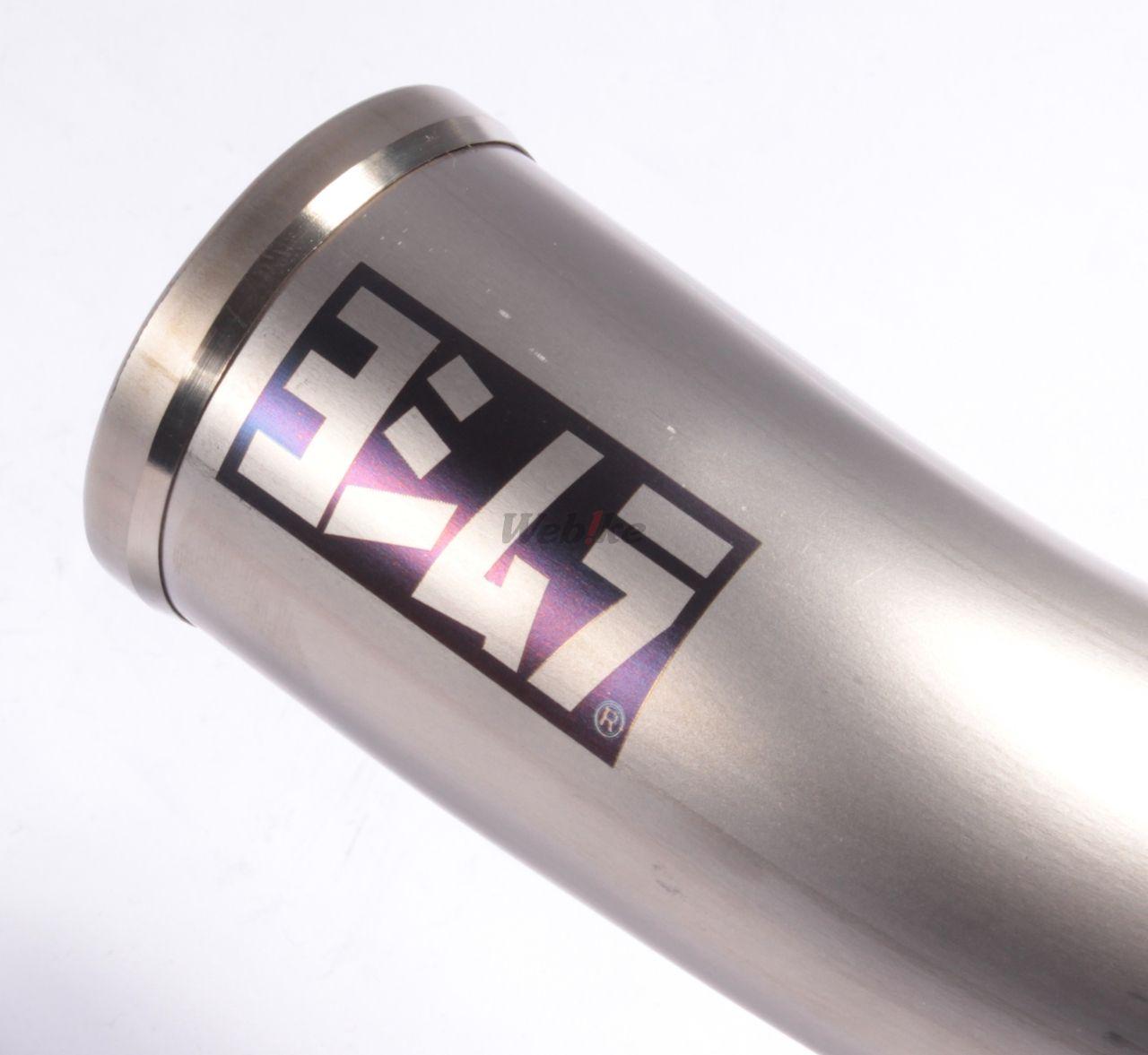 【YOSHIMURA】RACING TITANIUM CYCLONE全段排氣管 - 「Webike-摩托百貨」