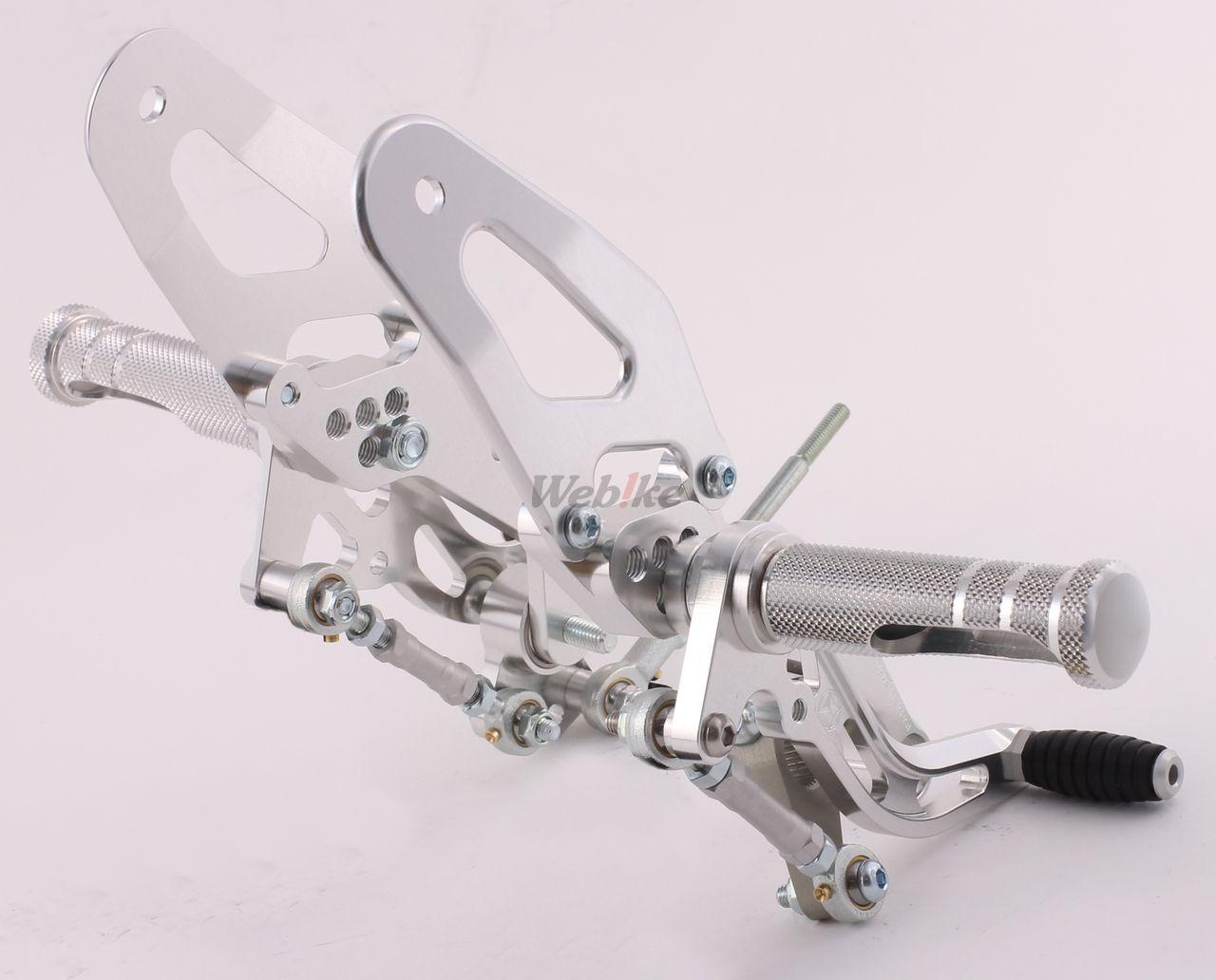 【MORIWAKI】腳踏後移套件 - 「Webike-摩托百貨」