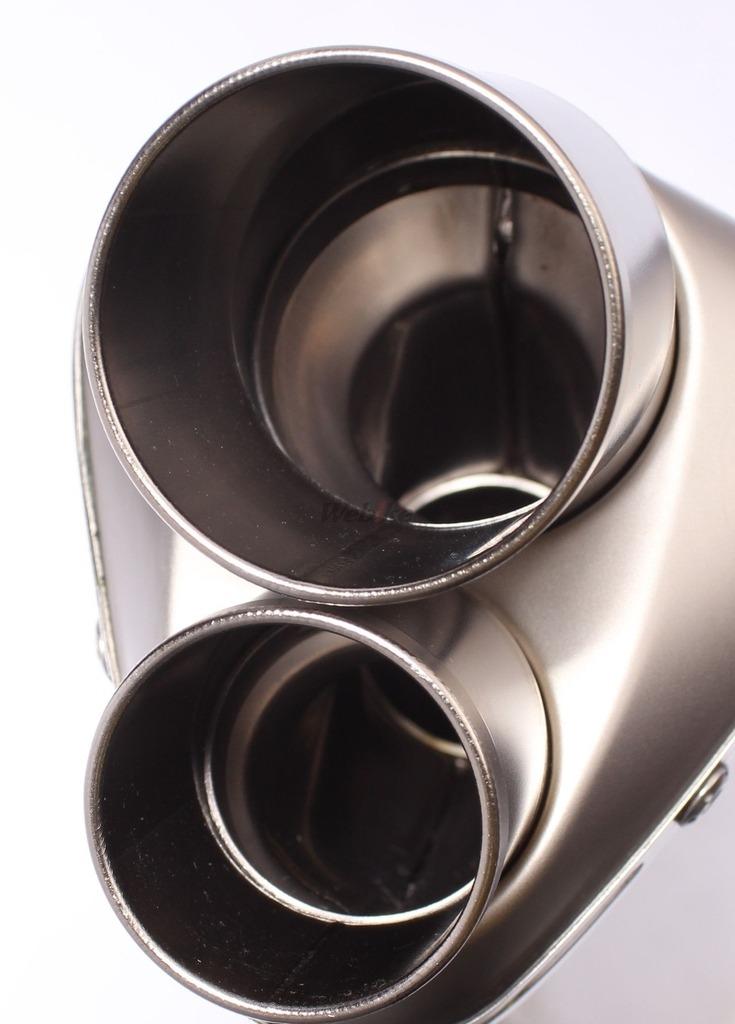 【YOSHIMURA】cyclone三角橢圓全段式鈦合金排氣管 - 「Webike-摩托百貨」