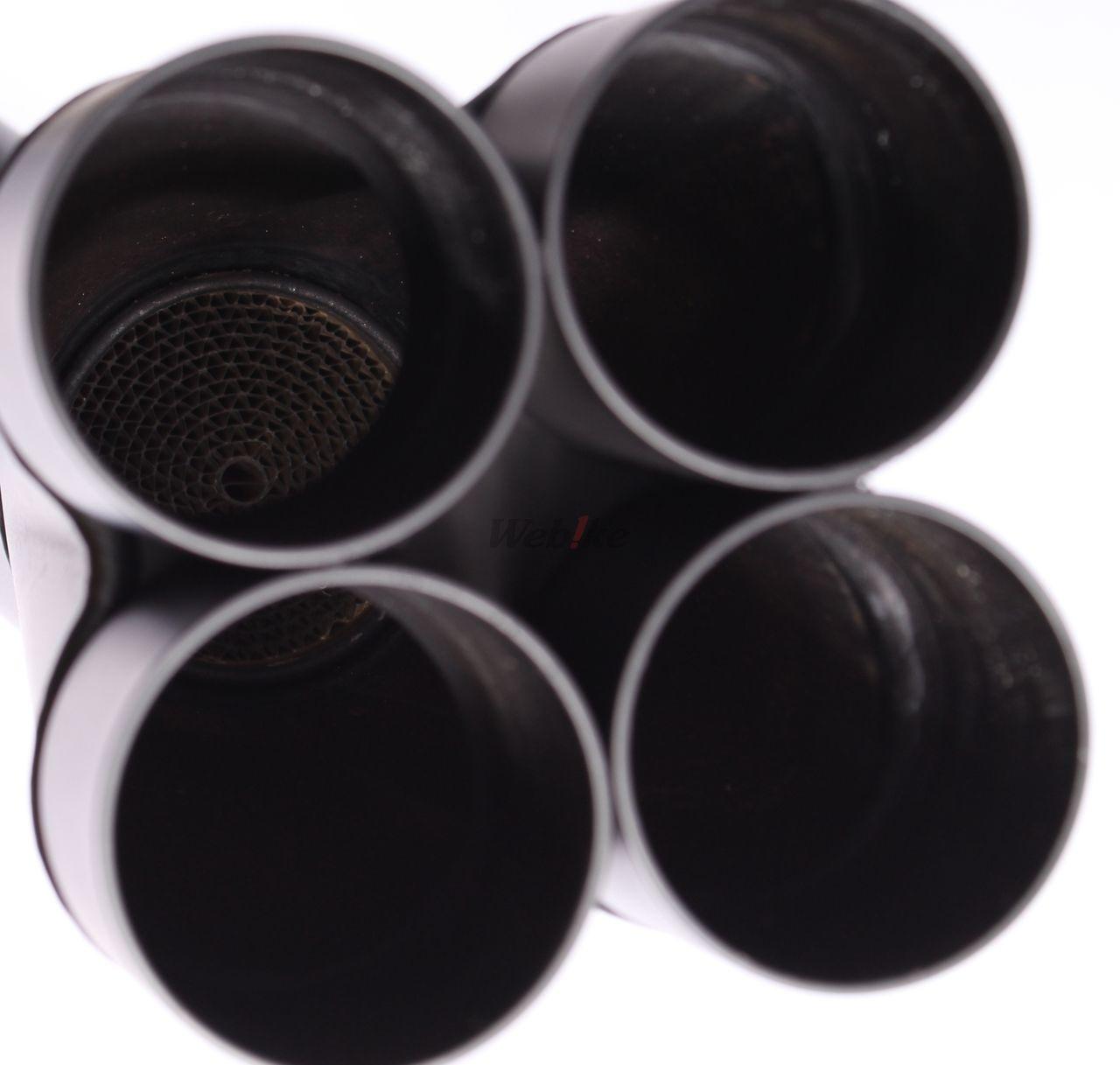 【MORIWAKI】MONSTER 全段排氣管 黑色 - 「Webike-摩托百貨」