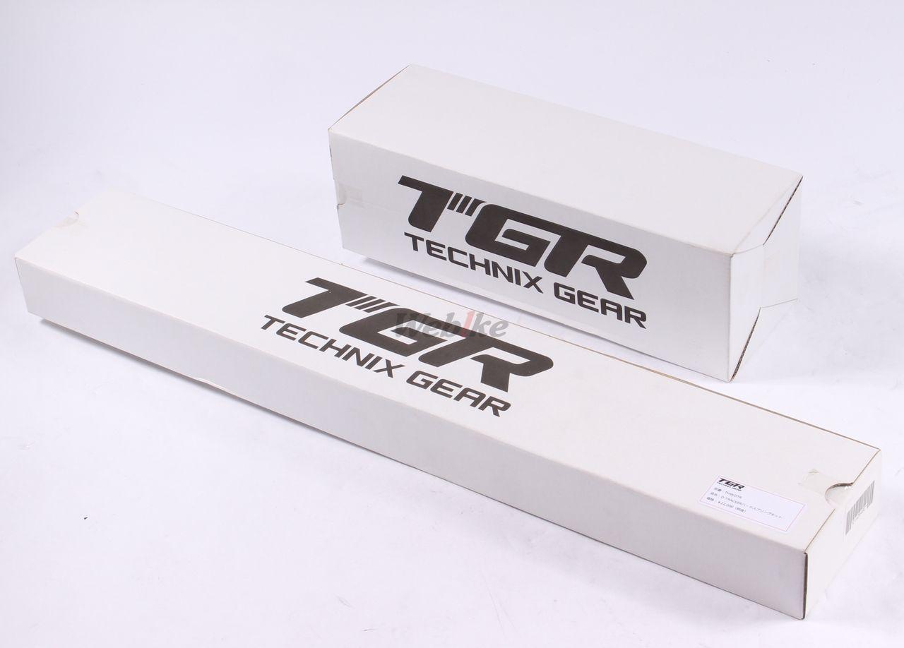 【TGR TECHNIX GEAR】強化避震彈簧 (前後組) - 「Webike-摩托百貨」