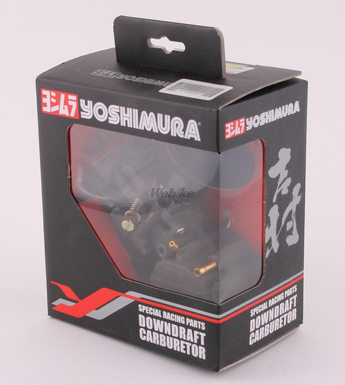 【YOSHIMURA】YD-MJN28化油器 - 「Webike-摩托百貨」